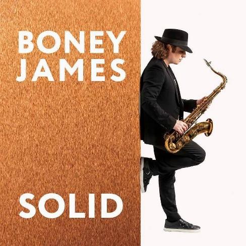 Boney James - Solid (CD) - image 1 of 1