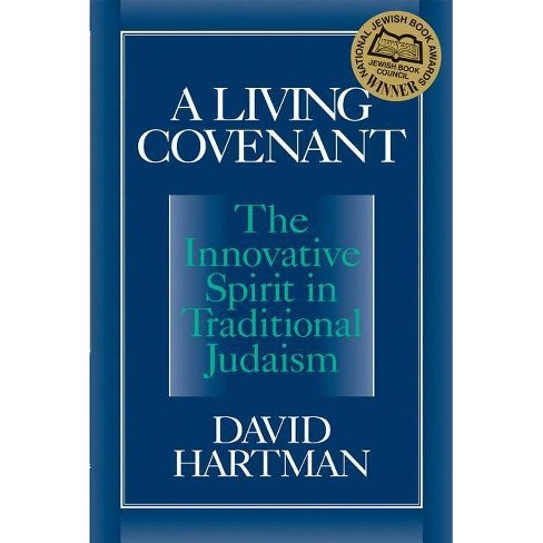 A Living Covenant - by  David Hartman (Paperback) - image 1 of 1