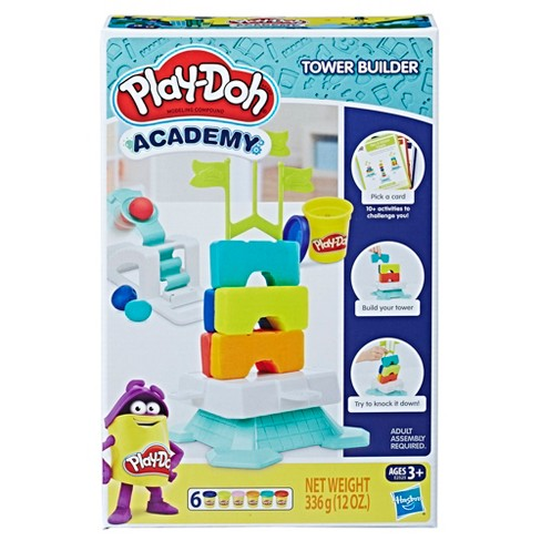 Play-Doh Academy Tower Builder Kit - image 1 of 2