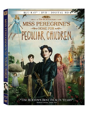 Miss Peregrine's Home For Peculiar Children (Blu-ray + DVD + Digital)