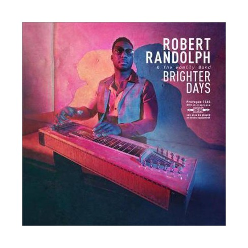 Robert  Randolph &  The Family Band - Brighter Days (CD) - image 1 of 1