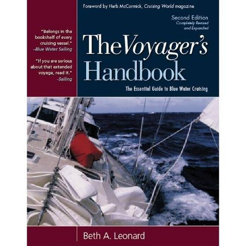 The Voyager's Handbook - 2nd Edition by  Beth A Leonard (Hardcover) - image 1 of 1