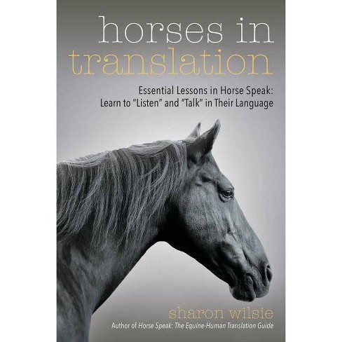 Horses in Translation - by  Sharon Wilsie (Paperback) - image 1 of 1