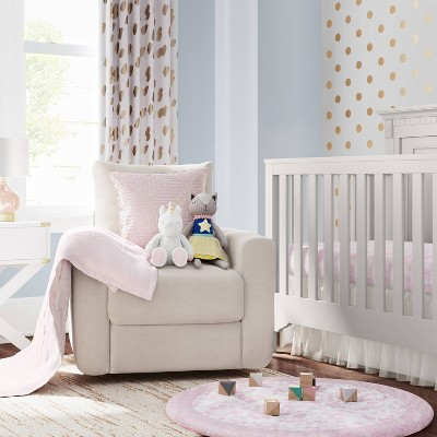 Blushing Pink Nursery Room - Cloud Island™