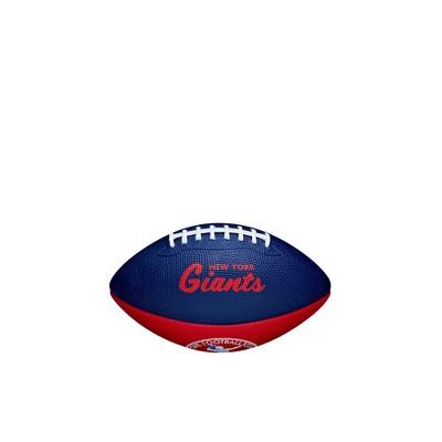 NFL New York Giants Mini Retro Football