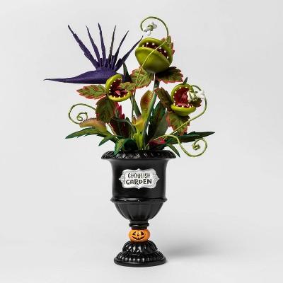 Ghoulish Garden Artificial Halloween Plant - Hyde & EEK! Boutique™