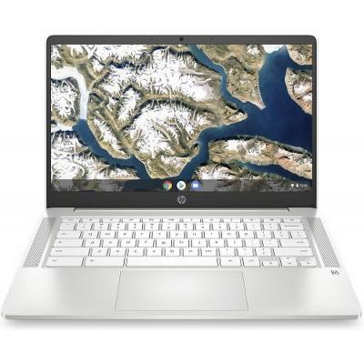 "HP 14 14"" Chromebook Intel Celeron N4000 4GB RAM 32GB eMMC Ceramic White - Intel Celeron N4000 Dual-core - Intel UHD Graphics 600"