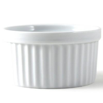 Omniware White Ceramic 6 Ounce Ramekin