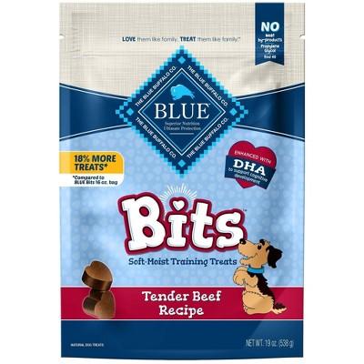 Blue Buffalo Beef Bits Dog Treats