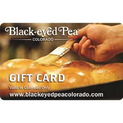 Black Eye Pea Colorado Gift Card (Email Delivery)