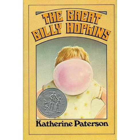 The Great Gilly Hopkins - by  Katherine Paterson (Hardcover) - image 1 of 1