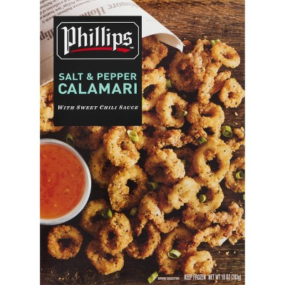 Phillips Salt & Pepper Calamari - Frozen - 10oz