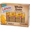 Lance Real Cheddar Cheese Whole Grain Cracker Sandwiches - 12 oz - image 3 of 4