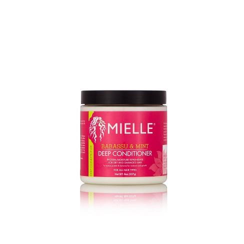 Mielle Organics Babassu & Mint Deep Conditioner - 8 fl oz - image 1 of 4