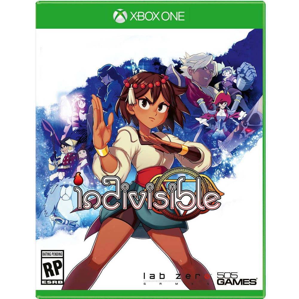 Indivisible - Xbox One, video games