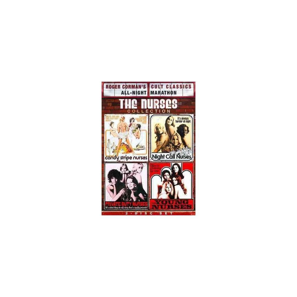 Nurses Collection (Dvd), Movies