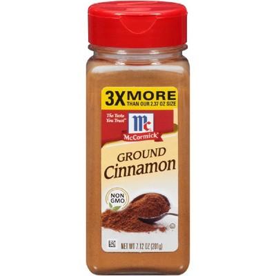 McCormick Ground Cinnamon - 7.12oz