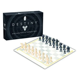 Destiny Collectors Chess Game Set