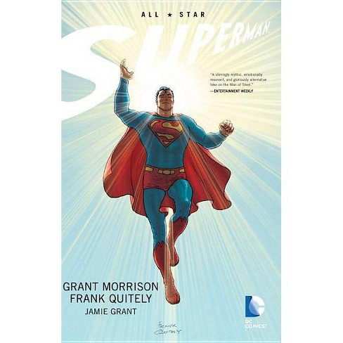 All Star Superman - by  Grant Morrison (Paperback) - image 1 of 1