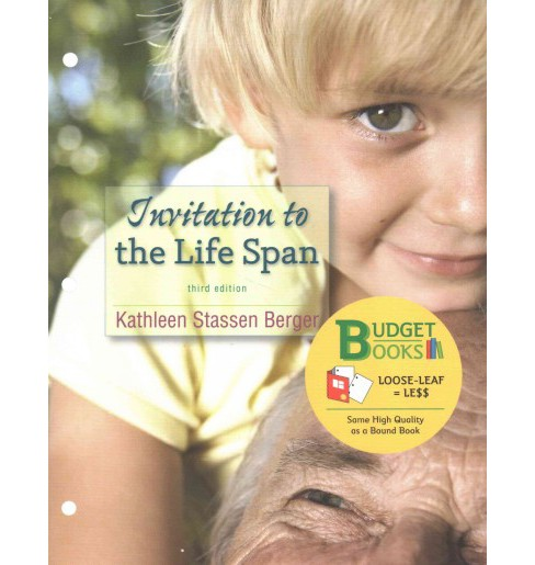 Invitation to the Life Span (Paperback) (Kathleen Stassen Berger) - image 1 of 1