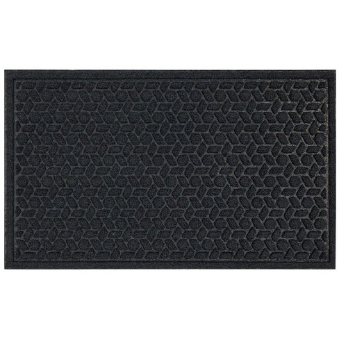 "1'6""X2'6"" Solid Tufted Doormats Navy - Mohawk - image 1 of 3"