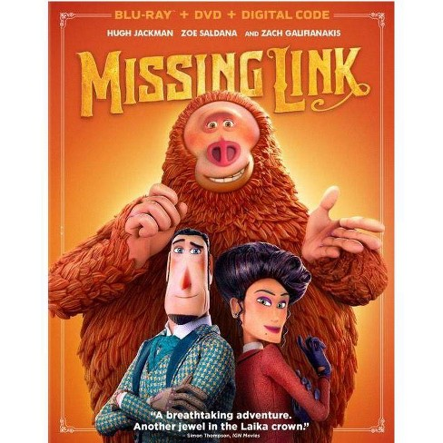 Missing Link (Blu-Ray + DVD + Digital) - image 1 of 1