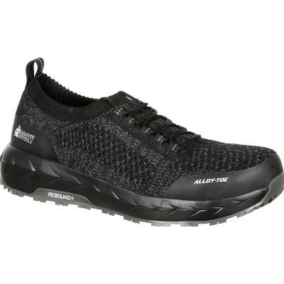 Men's Rocky WorkKnit LX Alloy Toe Athletic Work Shoe