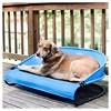 Gen7Pets Cool-Air Cot Pet Bed - Trailblazer Blue - Medium - image 3 of 4
