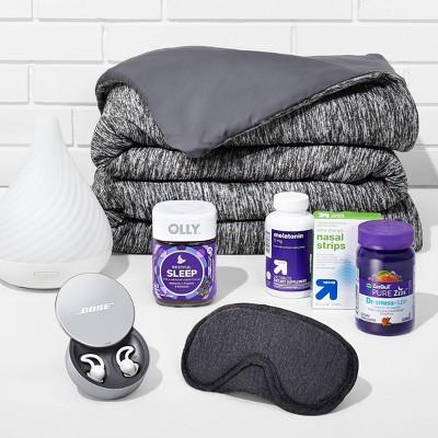 Dorm Room Sleep Essentials Collection