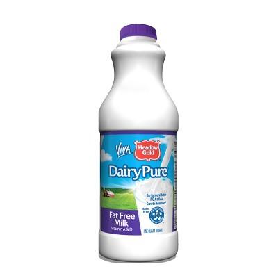 Meadow Gold Fat Free Skim Milk - 1qt