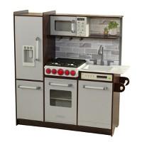 KidKraft Uptown Elite Espresso Play Kitchen Deals
