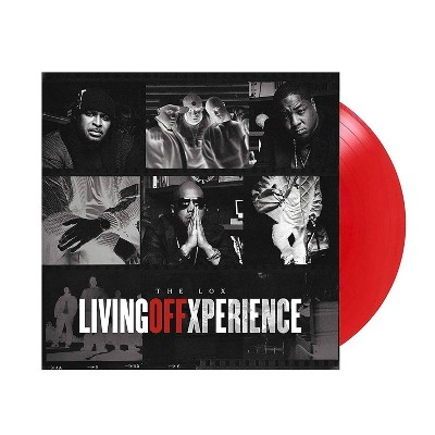 The Lox - Living Off Xperience (Red 2 LP) (EXPLICIT LYRICS) (Vinyl)