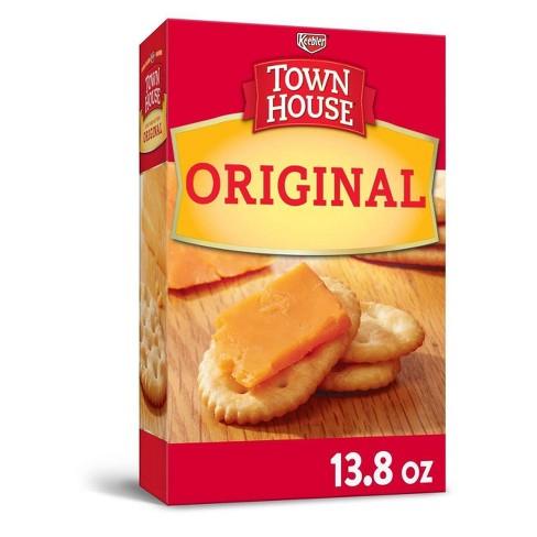 Keebler Town House Original Snack Crackers - 13.8oz - image 1 of 4