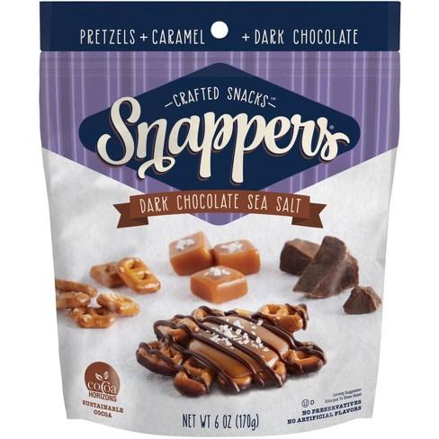 Snappers Sea Salt Dark Chocolate - 6oz - image 1 of 4