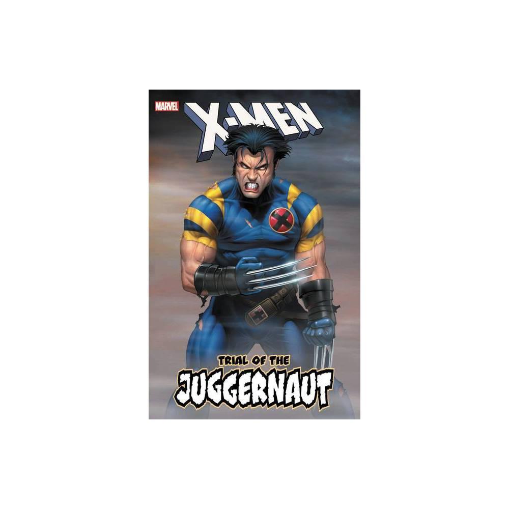 X Men Trial Of The Juggernaut Paperback