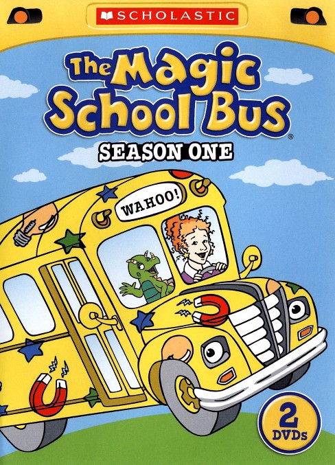Magic School Bus:Season 1 (DVD) - image 1 of 1