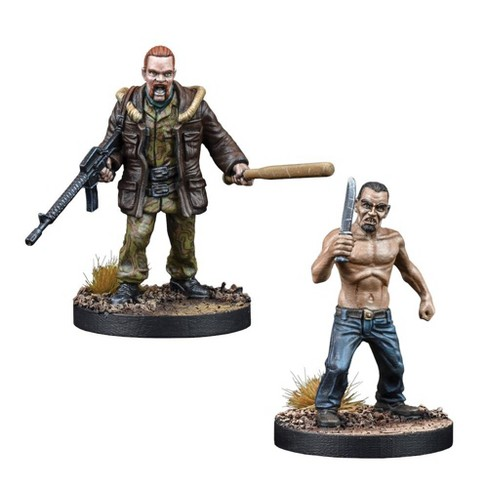 Game Booster - Abraham and Jud Miniatures Box Set - image 1 of 1