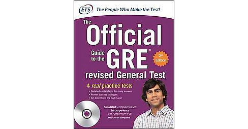 Official Guide to the GRE : Revised General Test (Paperback) - image 1 of 1