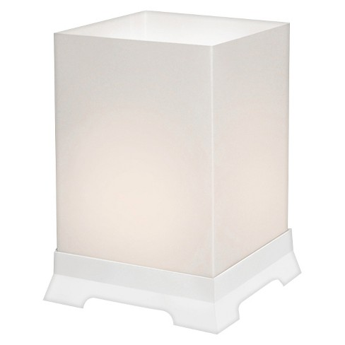 12ct Lumabase White Base Tabletop Lanterns - image 1 of 2