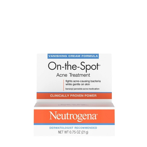 Neutrogena On The Spot Acne Treatment 0 75oz Target