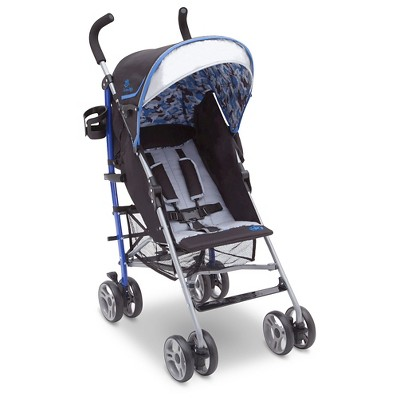 J is for Jeep Scout AL Sport Stroller - Camouflage Royal