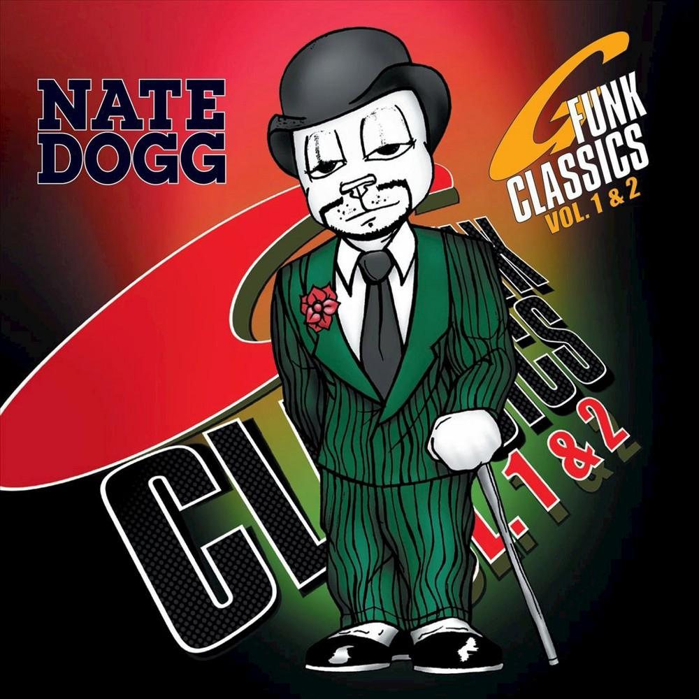 Nate Dogg - G Funk Classics Vol 1 & 2 (CD)