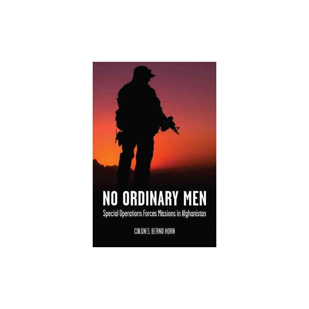 No Ordinary Men (Paperback)