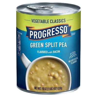 Progresso Vegetable Classics Green Split Pea Soup 19oz