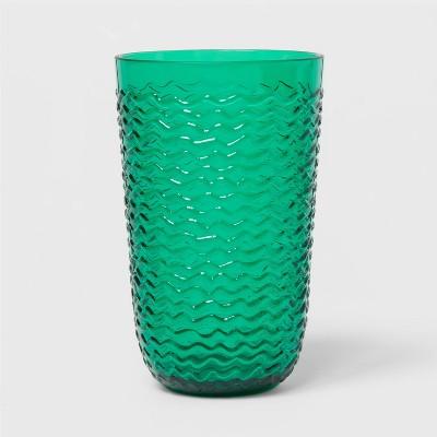 19oz Plastic Wave Texture Tall Tumbler - Opalhouse™