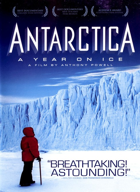 Antarctica:Year on ice (DVD) - image 1 of 1