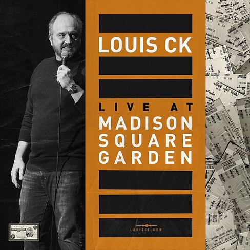 Louis c.K. - Live at madison square garden (Vinyl) - image 1 of 1