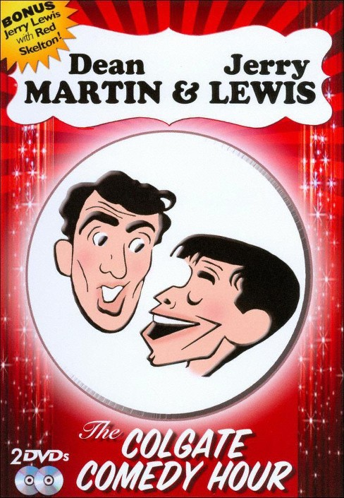 Dean martin & jerry lewis (DVD) - image 1 of 1