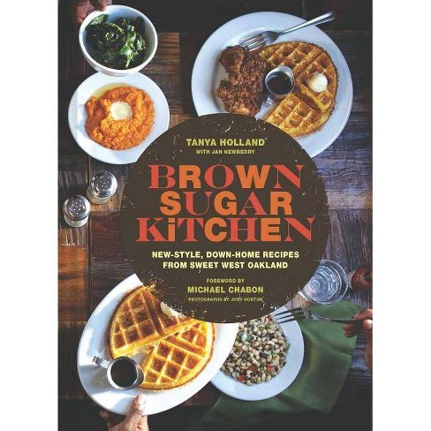 Brown Sugar Kitchen - by Tanya Holland (Hardcover) - image 1 of 1