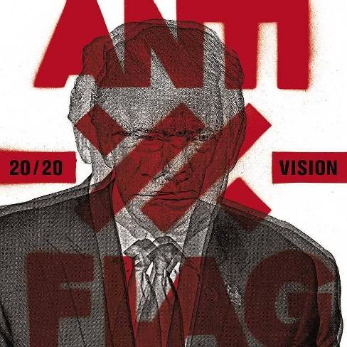 Anti-flag - 20/20 vision (lp) (EXPLICIT LYRICS) (Vinyl) - image 1 of 1
